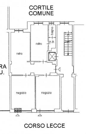 Negozio in vendita a Torino, Campidoglio, 75 mq - Foto 2