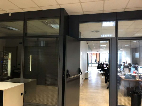 Ufficio in vendita a Torino, Madonna Di Campagna, 300 mq - Foto 4