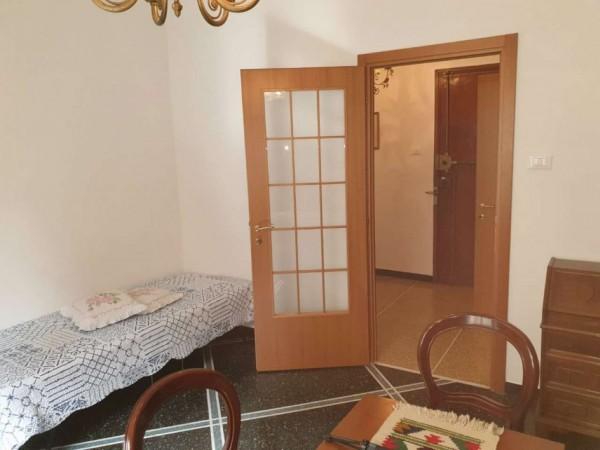 Appartamento in affitto a Genova, Adiacenze Monoblocco San Martino, Arredato, 65 mq - Foto 13
