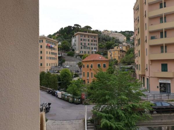 Appartamento in affitto a Genova, Adiacenze Monoblocco San Martino, Arredato, 65 mq - Foto 6