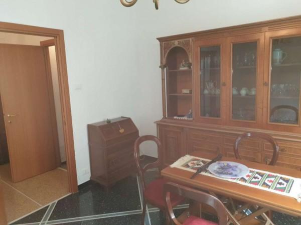 Appartamento in affitto a Genova, Adiacenze Monoblocco San Martino, Arredato, 65 mq - Foto 14