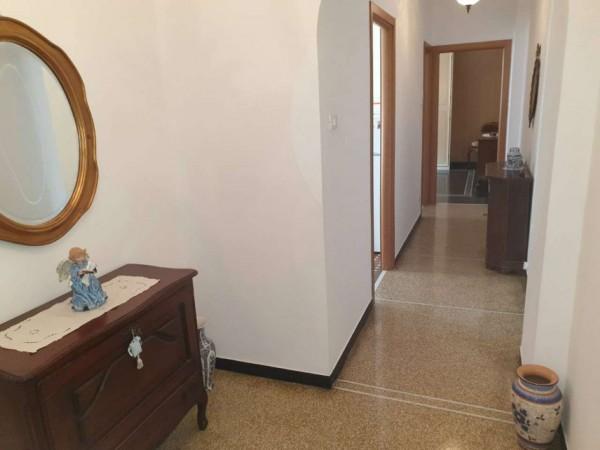Appartamento in affitto a Genova, Adiacenze Monoblocco San Martino, Arredato, 65 mq - Foto 23