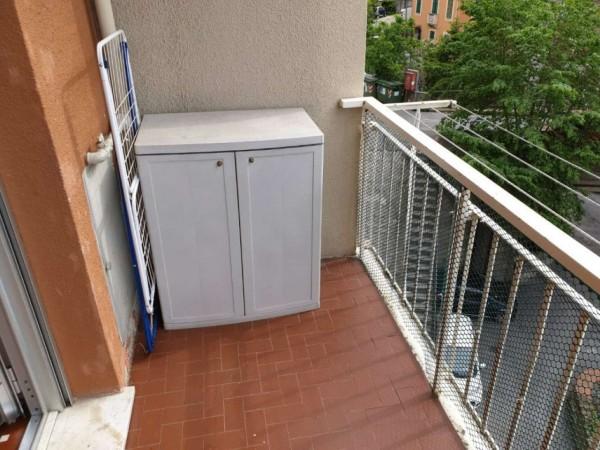 Appartamento in affitto a Genova, Adiacenze Monoblocco San Martino, Arredato, 65 mq - Foto 8