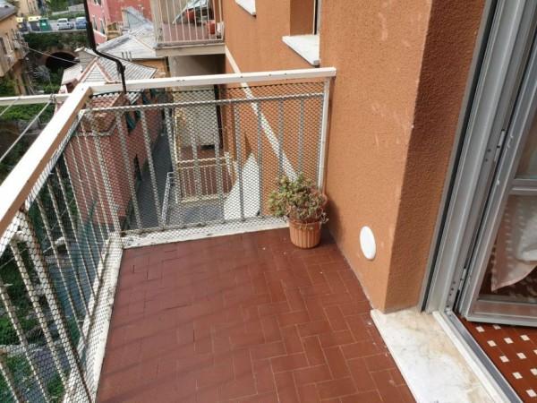 Appartamento in affitto a Genova, Adiacenze Monoblocco San Martino, Arredato, 65 mq - Foto 7