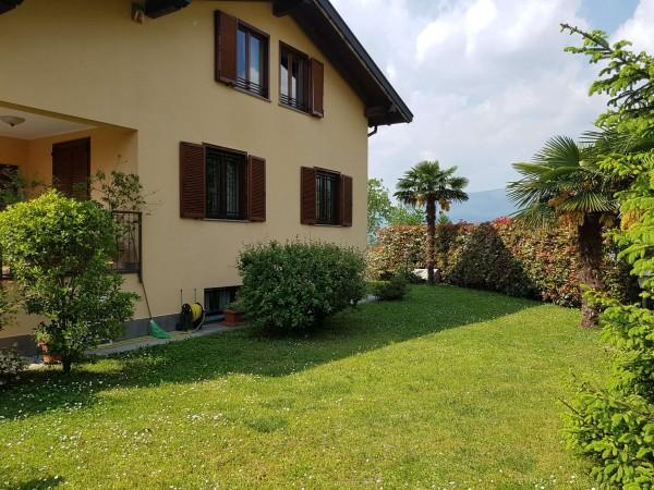 Villa in vendita a Inarzo, 187 mq
