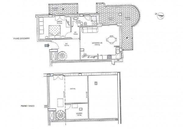 Appartamento in vendita a Ciampino, Morena, 112 mq