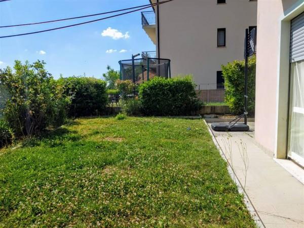 Appartamento in vendita a Città di Castello, Riosecco, Con giardino, 80 mq - Foto 4