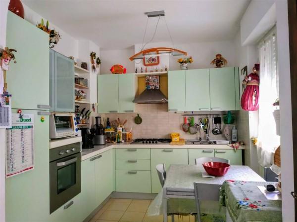 Appartamento in vendita a Città di Castello, Riosecco, Con giardino, 80 mq - Foto 13