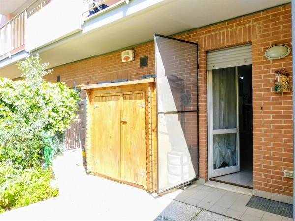 Appartamento in vendita a Città di Castello, Riosecco, Con giardino, 80 mq - Foto 5