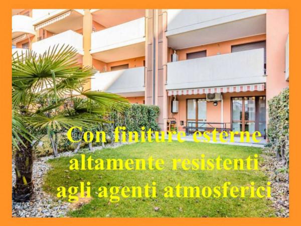 Appartamento in vendita a Busto Arsizio, Madre Teresa Di Calcutta, Con giardino, 57 mq - Foto 14