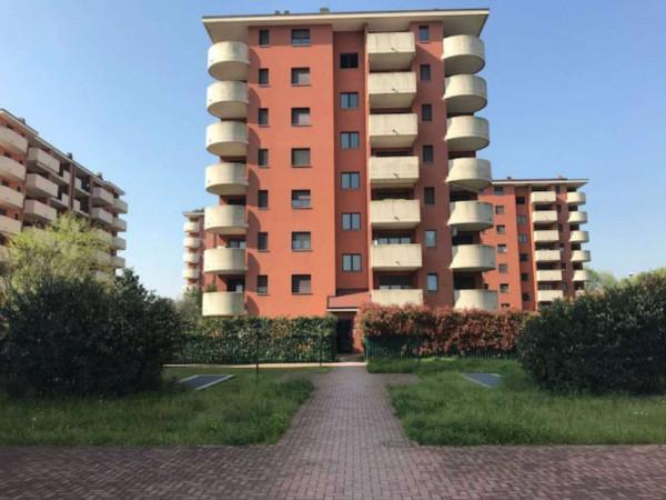 Appartamento in vendita a Busto Arsizio, Madre Teresa Di Calcutta, Con giardino, 57 mq
