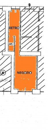 Negozio in affitto a Torino, San Secondo, 30 mq - Foto 3
