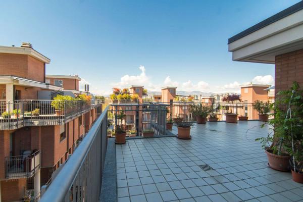 Appartamento in vendita a Torino, Con giardino, 140 mq