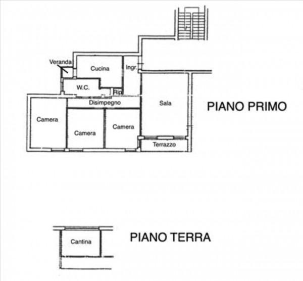 Appartamento in vendita a Siena, 117 mq - Foto 21