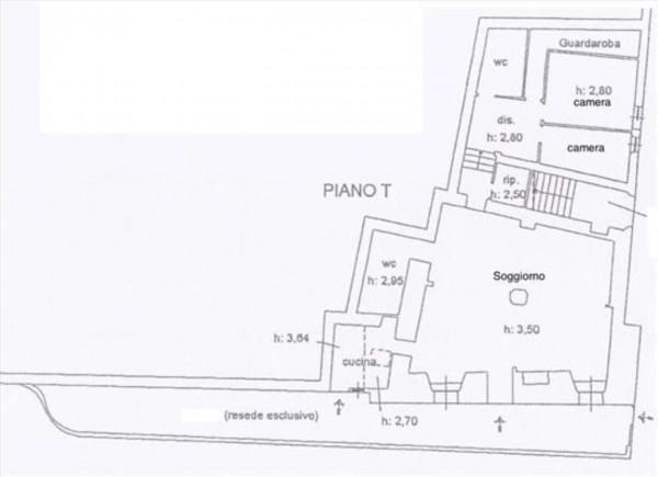 Appartamento in vendita a Siena, Con giardino, 140 mq