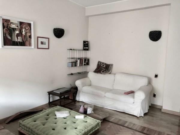Appartamento in affitto a Milano, Moscova, Arredato, con giardino, 55 mq
