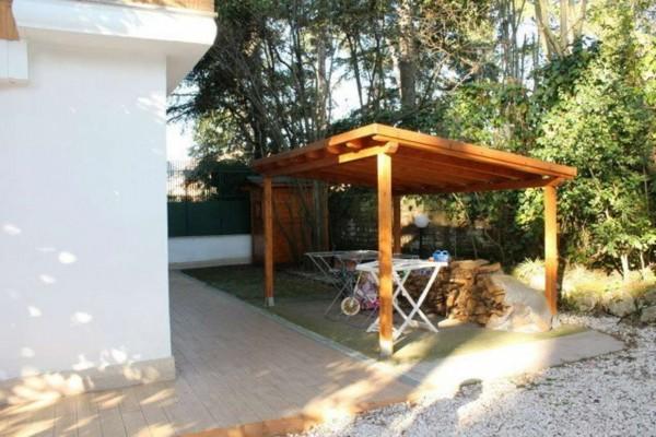 Appartamento in vendita a Roma, Giustiniana, Con giardino, 215 mq - Foto 9