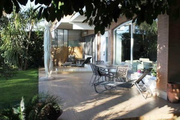 Appartamento in vendita a Roma, Giustiniana, Con giardino, 215 mq - Foto 1