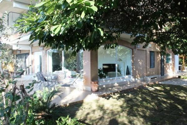 Appartamento in vendita a Roma, Giustiniana, Con giardino, 215 mq - Foto 18