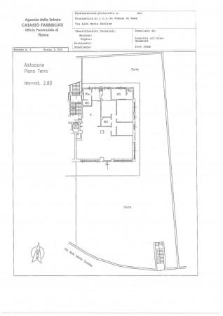 Appartamento in vendita a Roma, Giustiniana, Con giardino, 215 mq - Foto 2
