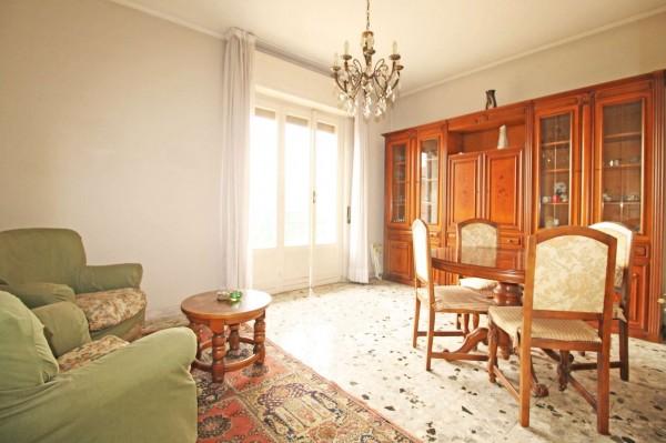 Appartamento in vendita a Inzago, Naviglio - Centro, Con giardino, 84 mq