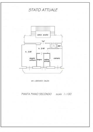 Appartamento in affitto a Genova, Sestri Ponente, 52 mq - Foto 2