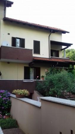 Villa in vendita a Garbagnate Milanese, Esselunga, Con giardino, 185 mq