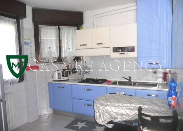 Appartamento in vendita a Induno Olona, Arredato, con giardino, 91 mq - Foto 4