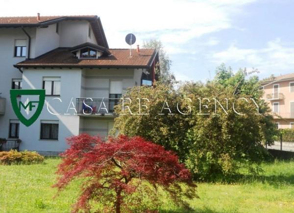 Appartamento in vendita a Induno Olona, Arredato, con giardino, 91 mq - Foto 17