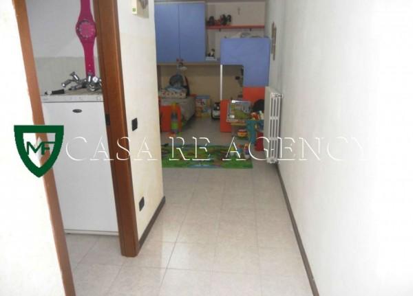 Appartamento in vendita a Induno Olona, Arredato, con giardino, 91 mq - Foto 9
