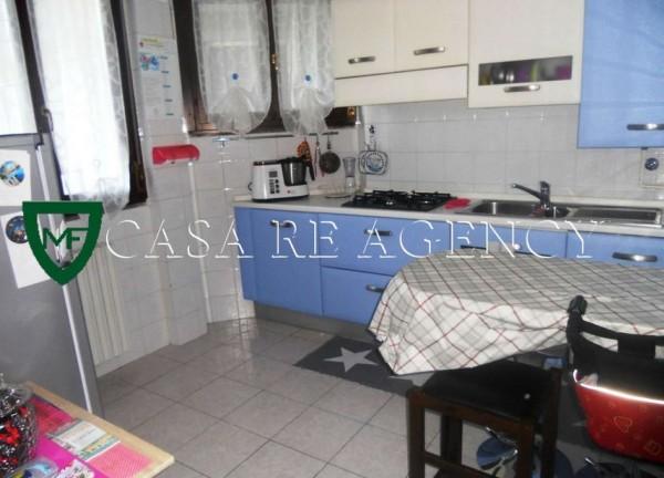 Appartamento in vendita a Induno Olona, Arredato, con giardino, 91 mq - Foto 19