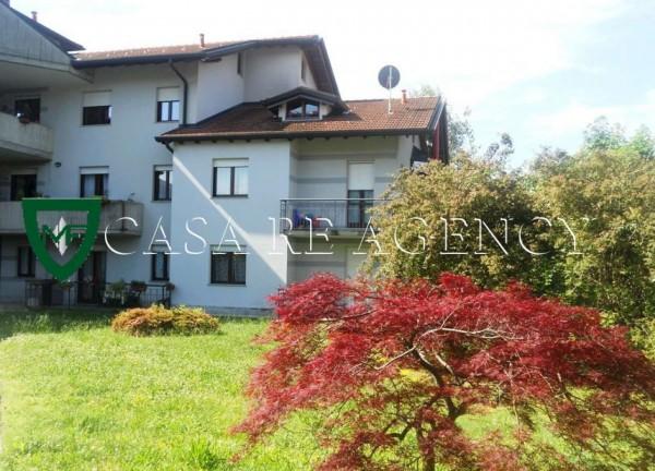 Appartamento in vendita a Induno Olona, Arredato, con giardino, 91 mq - Foto 2