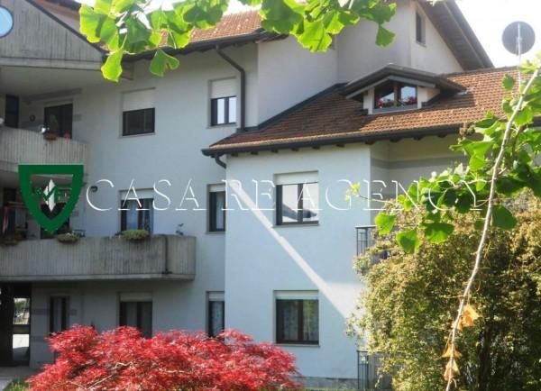 Appartamento in vendita a Induno Olona, Arredato, con giardino, 91 mq - Foto 12