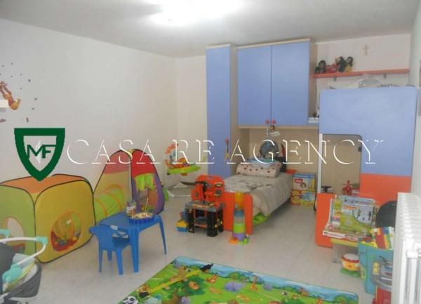 Appartamento in vendita a Induno Olona, Arredato, con giardino, 91 mq - Foto 8