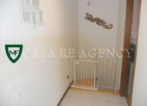 Appartamento in vendita a Induno Olona, Arredato, con giardino, 91 mq - Foto 14