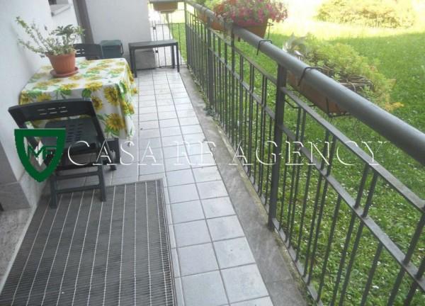 Appartamento in vendita a Induno Olona, Arredato, con giardino, 91 mq - Foto 13