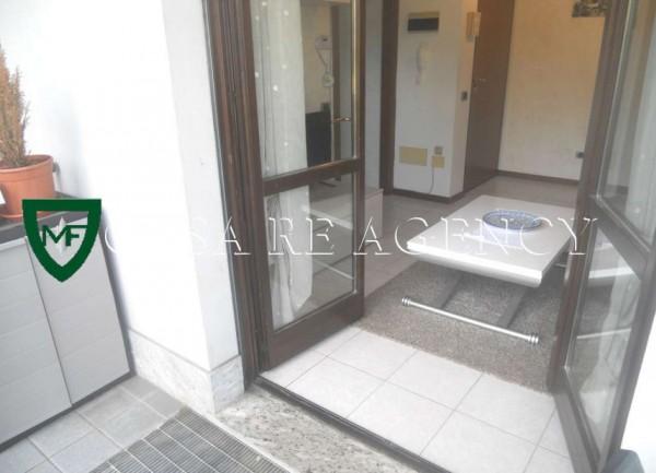 Appartamento in vendita a Induno Olona, Arredato, con giardino, 91 mq - Foto 5