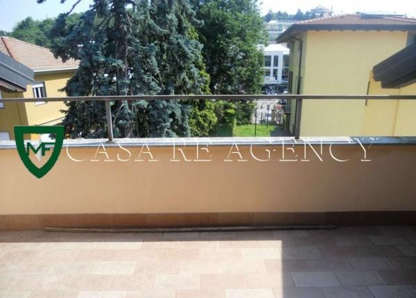 Appartamento in vendita a Varese, Aguggiari, Arredato, 72 mq - Foto 21