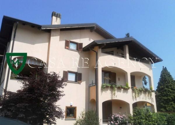 Appartamento in vendita a Varese, Aguggiari, Arredato, 72 mq - Foto 17