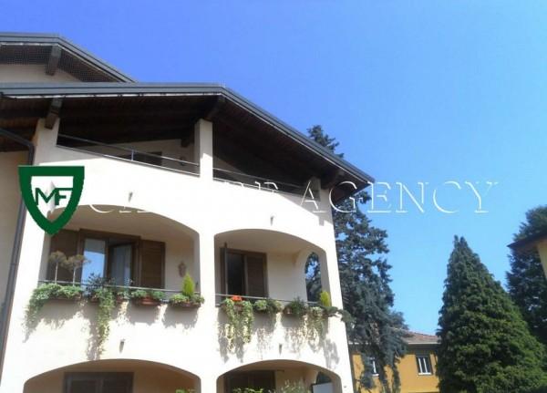 Appartamento in vendita a Varese, Aguggiari, Arredato, 72 mq - Foto 12