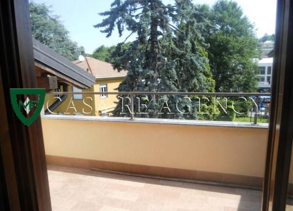 Appartamento in vendita a Varese, Aguggiari, Arredato, 72 mq - Foto 10