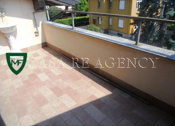 Appartamento in vendita a Varese, Aguggiari, Arredato, 72 mq - Foto 6