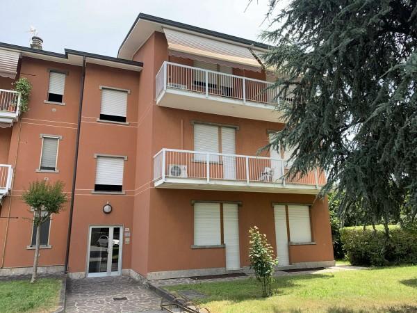 Appartamento in vendita a Cassano d'Adda, Con giardino, 100 mq - Foto 1