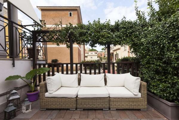 Villa in vendita a Roma, Pisana, Con giardino, 130 mq - Foto 12