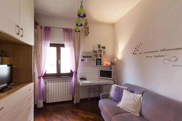 Villa in vendita a Roma, Pisana, Con giardino, 130 mq - Foto 17