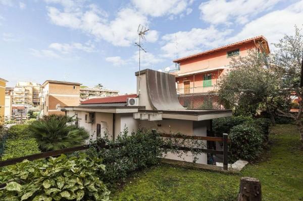 Villa in vendita a Roma, Pisana, Con giardino, 130 mq - Foto 4