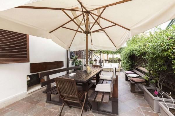 Villa in vendita a Roma, Pisana, Con giardino, 130 mq - Foto 9