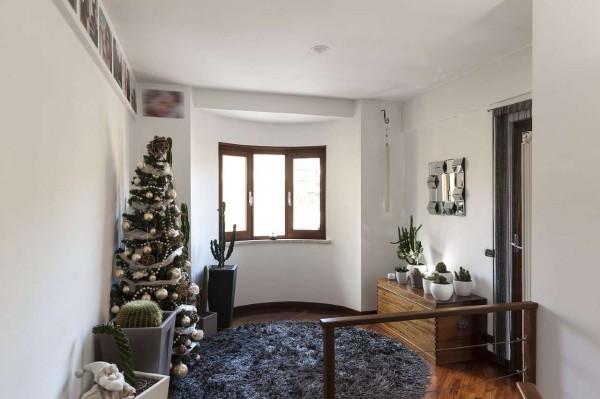 Villa in vendita a Roma, Pisana, Con giardino, 130 mq - Foto 29