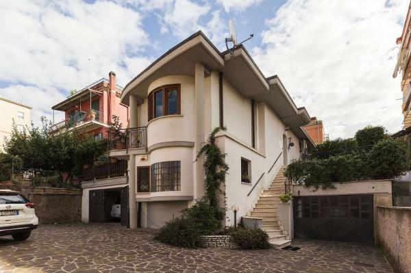 Villa in vendita a Roma, Pisana, Con giardino, 130 mq - Foto 32