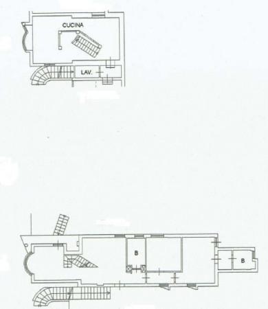 Villa in vendita a Roma, Pisana, Con giardino, 130 mq - Foto 2